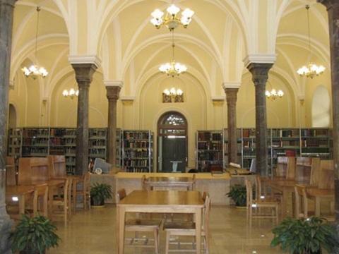 کتابخانه مجلس شورای اسلامی